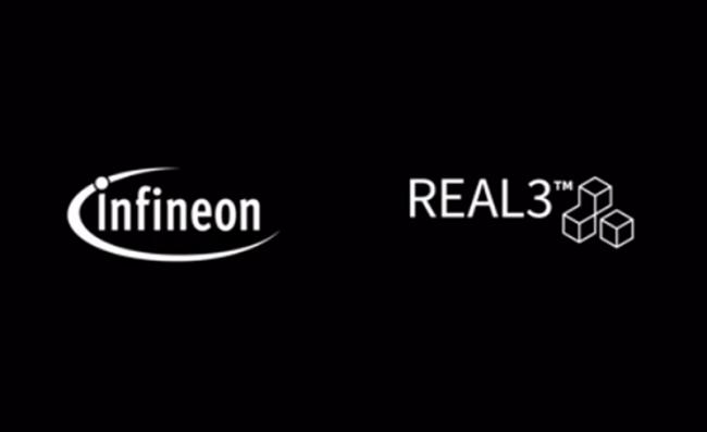 """英飞凌 REAL3 图像传感器被嵌入式视觉联盟评为 """"年度最佳产品"""""""