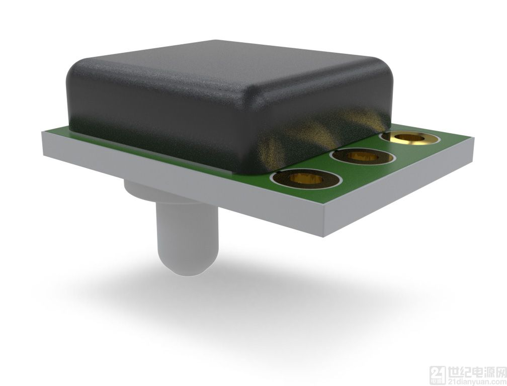 Bourns 全面升级传感器系列 ,推出高灵敏度、精确压力传感器专为扩展温度应用而设计