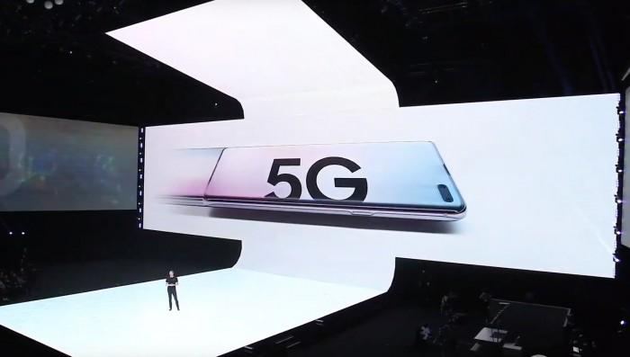 三星 Galaxy S10 5G 版韩国销量超过 100 万台 国行版或今日发布