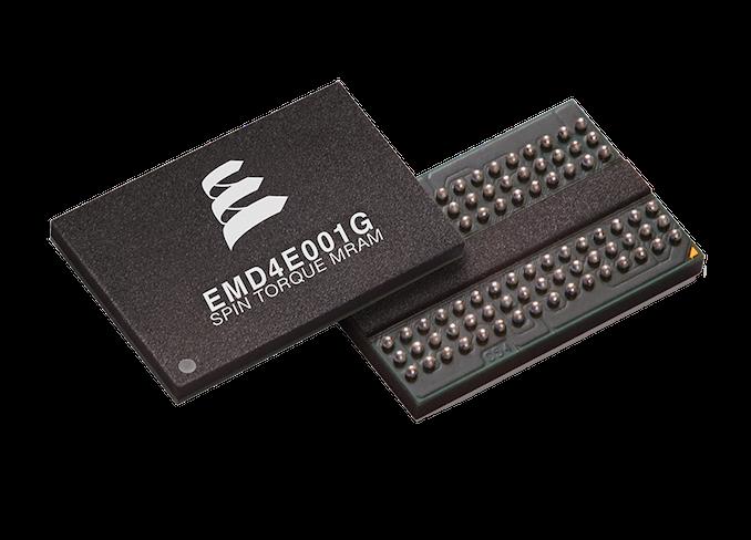 Everspin 开始生产 1Gb STT-MRAM 基于格罗方德 28nm 工艺