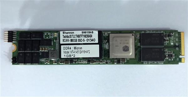 慧荣打造企业级 SSD 主控:最大 16TB
