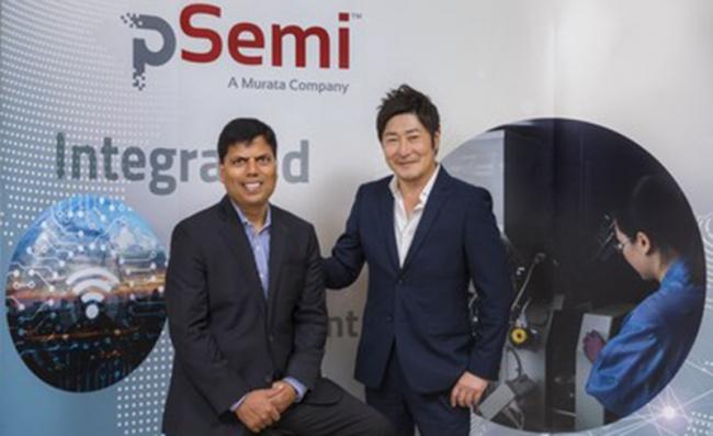 pSemi 宣布新的组织架构