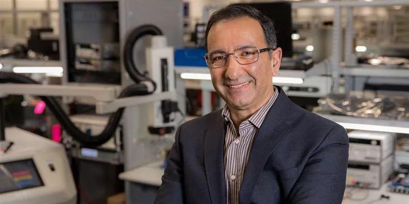 TI 首席技术官 Ahmad Bahai 分享 —— 新的计量技术让每一滴水都发挥价值
