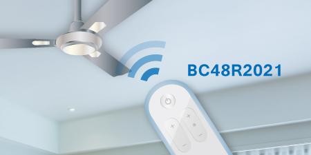 HOLTEK 推出 BC48R2021 Sub-1GHz OOK/FSK RF 发射器 OTP MC