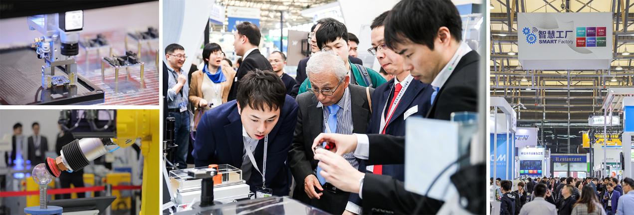 2020 慕尼黑上海电子生产设备展:融与智——融合创新,智造未来