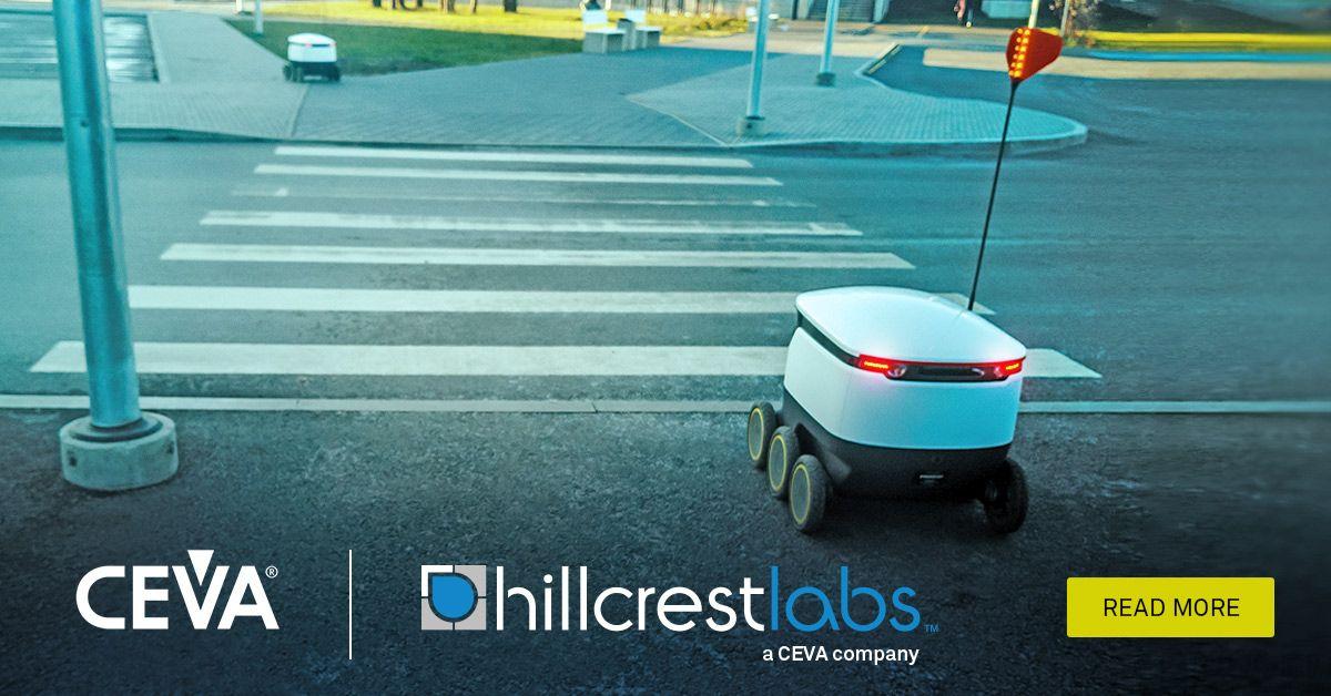 CEVA 收購 InterDigital 的 Hillcrest Labs 智能傳感器技術業務