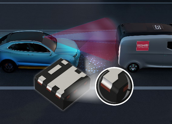 """ROHM 開發出確保安裝可靠性的車載用超小型 MOSFET """"RV4xxx 系列"""""""