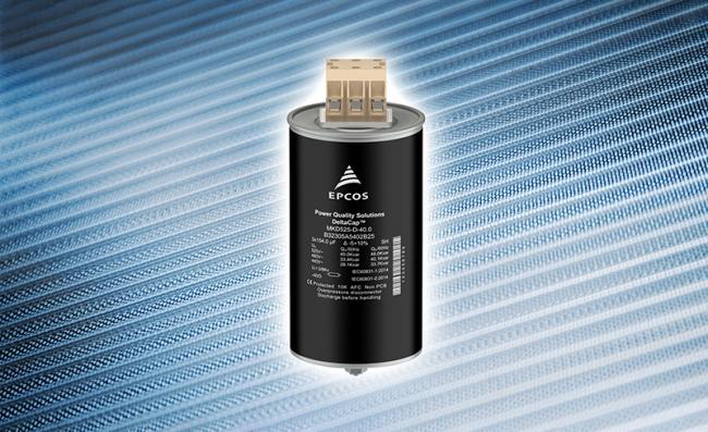 功率因數校正 (PFC) 電容器: 長使用壽命的堅固耐用型電容器