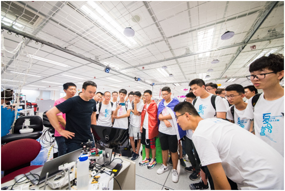 """大疆 """"RoboMaster 模式"""" 的野望:撬動國內工科教育新生態"""
