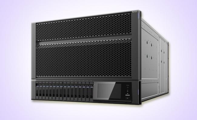 """曙光 I980-G30 服务器为企业赋能,7*24 小时 """"不打烊"""""""