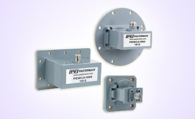 Pasternack 推出 MIL-DTL-22641 規格的鋁制波導同軸轉接頭新產品
