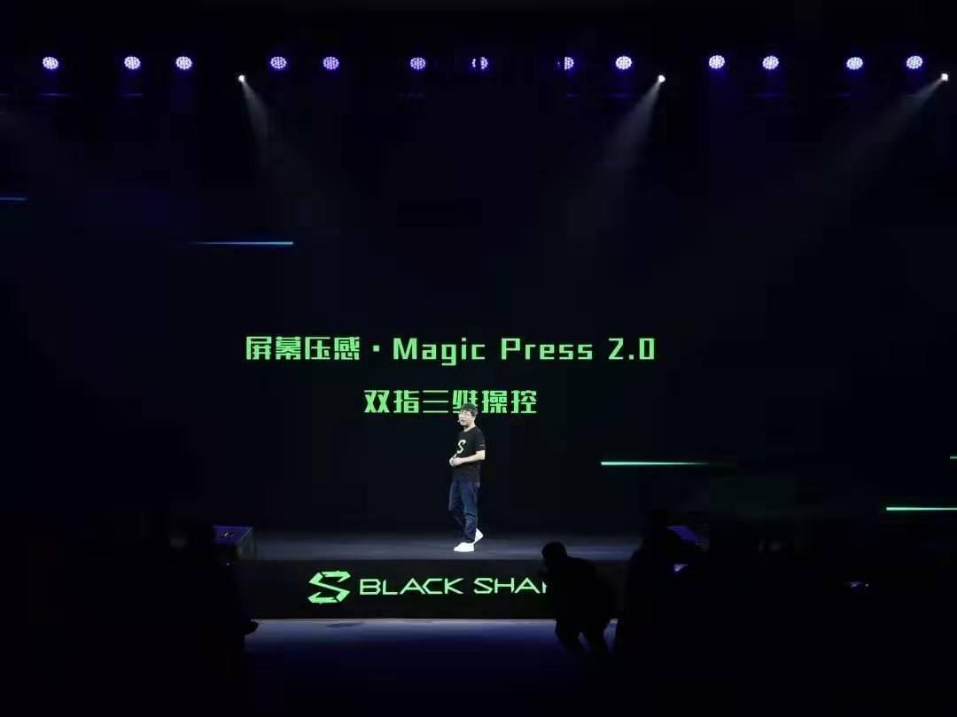 極速觸控,立體操作 —— NextInput 小米黑鯊攜手打造極致 3D 觸摸屏用戶體驗
