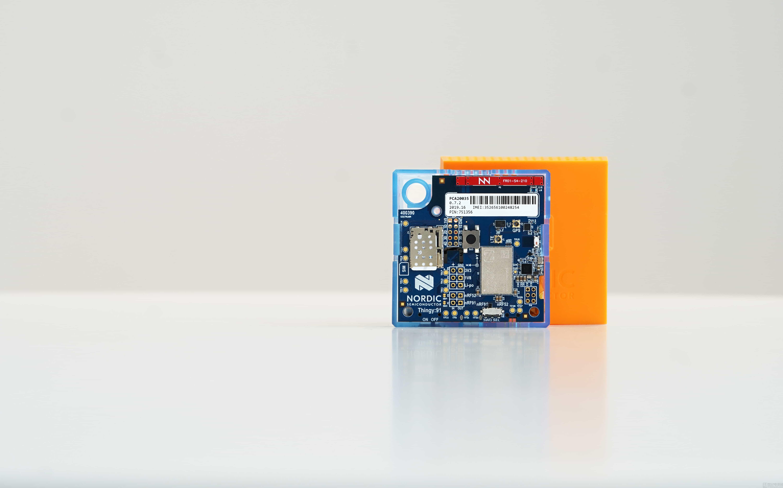Nordic Semiconductor Thingy: 91可让客户在短短数天内实现简化的蜂窝物联