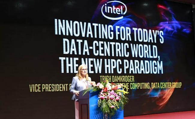 以数据为中心变革 IT 系统范式,英特尔加速 HPC 和 AI 融合