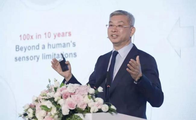 华为战略研究院院长徐文伟:创新领航,推动世界进步