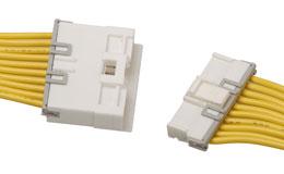 额定电流高达 2.5 安!MicroTPA 2.00 毫米线对板和线对线连接器系统在垂直配置中可提供极高的性能