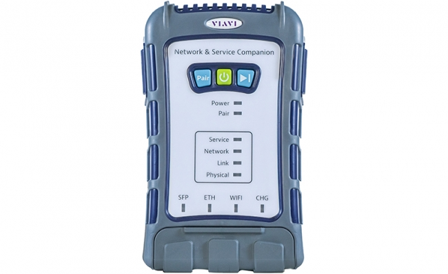 VIAVI 推出全新 NSC-100 测试仪,首次将 PON 网络、以太网和 Wi-Fi 测试与 VIAVI OneCheck 相结合