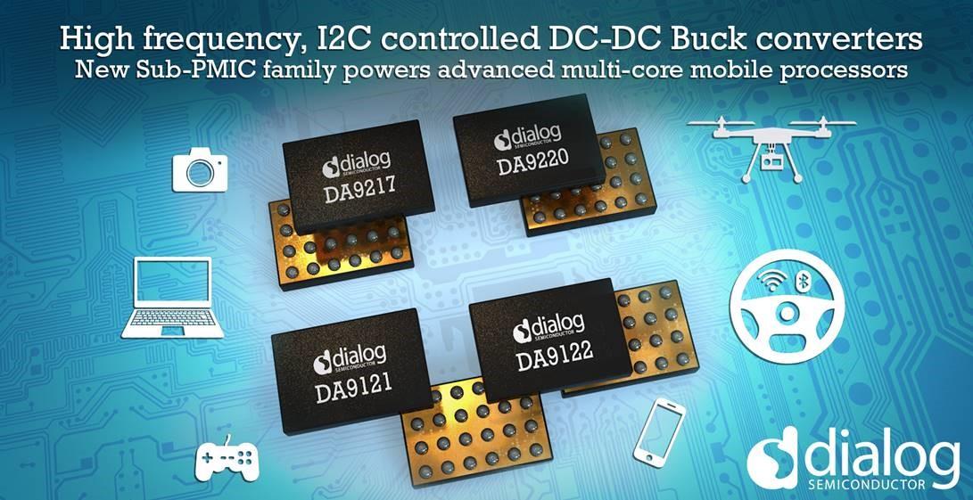 Dialog 推出针对最新移动处理器的可配置、高...