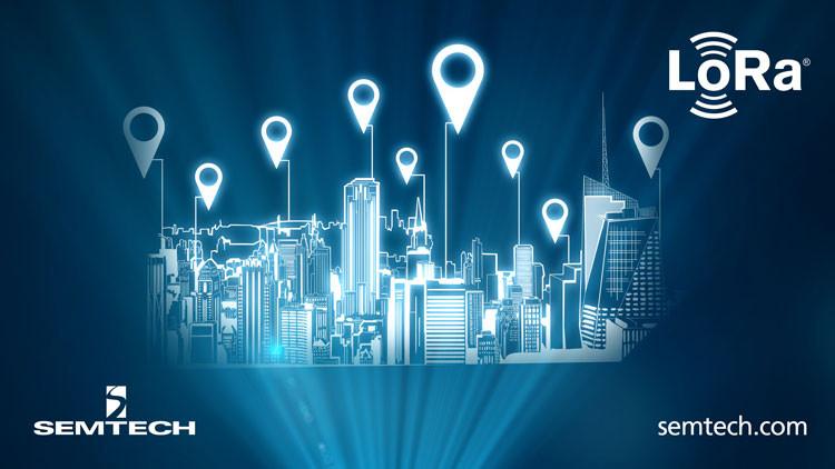 Semtech 和阿里云开发基于 LoRa® 的追踪器来防止资产丢失和被盗窃