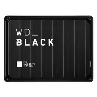 西部数据旗下 WD_BLACK 推出面向游戏玩家的全新系列产品
