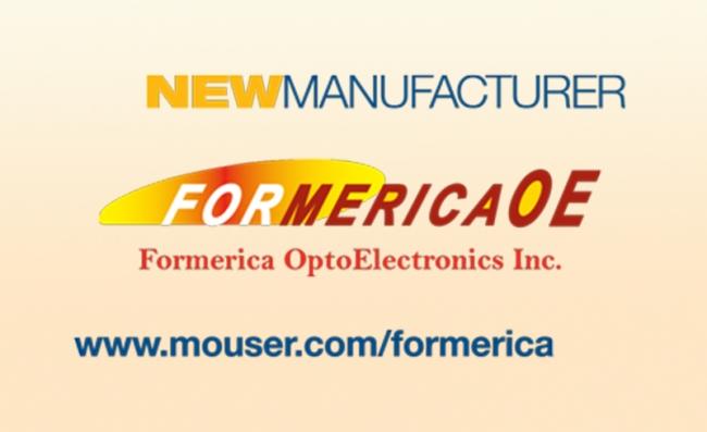 贸泽电子与 Formerica 签署全球分销协议