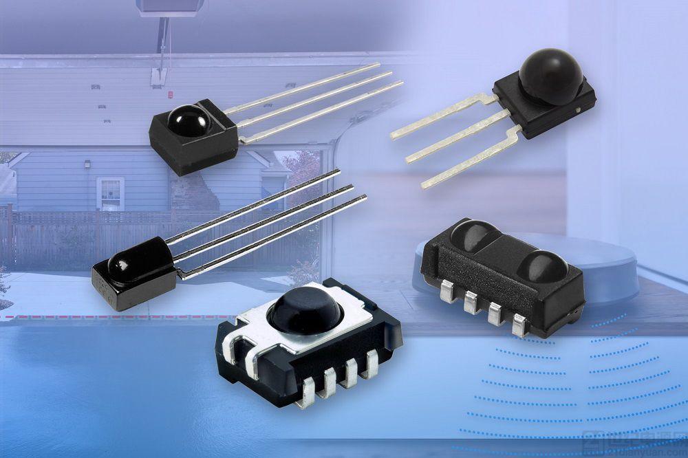 Vishay 推出適于光幕應用反射和接近探測距離分別達到 2m 和 30m 的傳感器模塊
