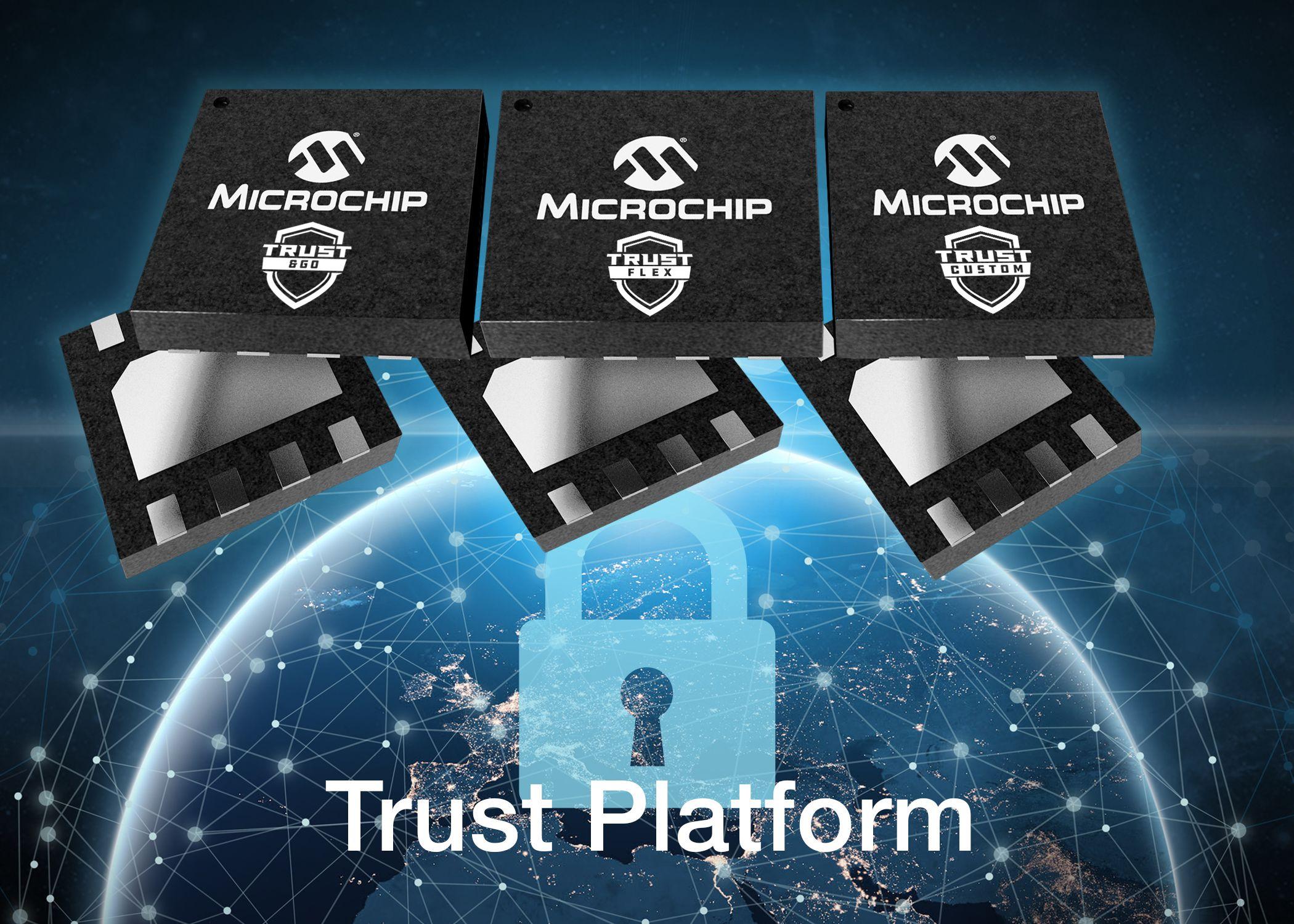 Microchip 推出业界首款适用于任意规模部署的预配置解决方案,简化基于硬件的物联网安全设计
