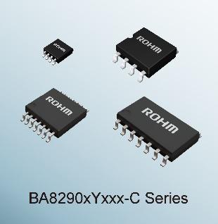 """ROHM 开发出抗干扰性能优异的比较器""""BA8290xYxxx-C 系列"""""""