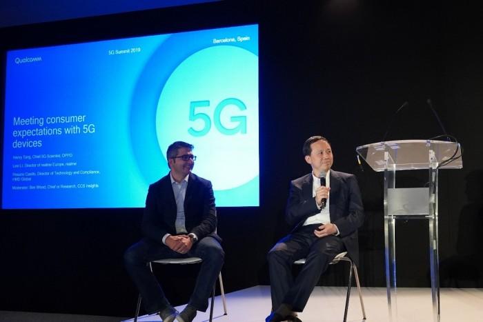 OPPO 将在年底前全球首发高通双模 5G 手机