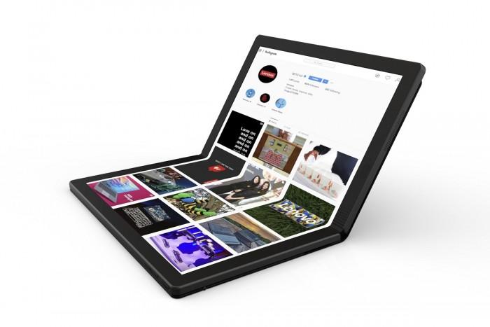 联想折叠屏 ThinkPad X1 笔记本电脑的发布可能在 Surface Neo 之前