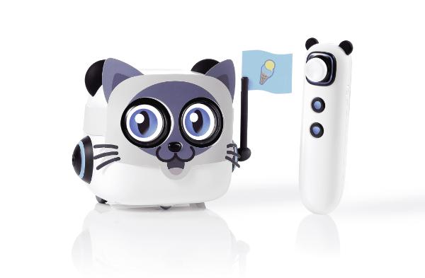 低功耗藍牙智能機器人為孩童提供 STEAM 教育解決方案