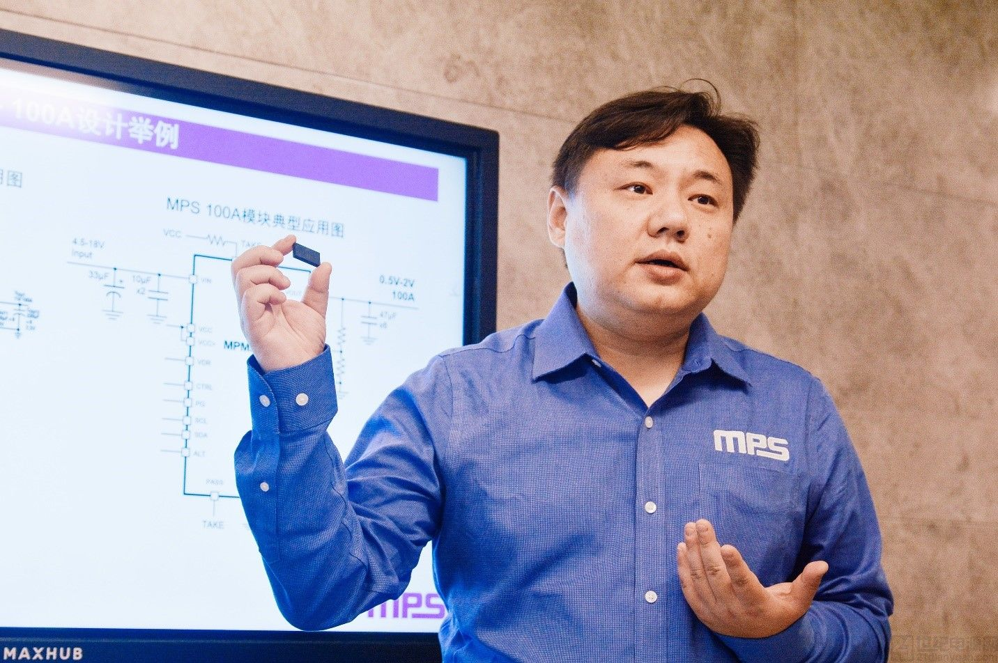MPS 推出系列電源模塊 —— 高性能電源方案助力工業 4.0 以及 5G 基站設計