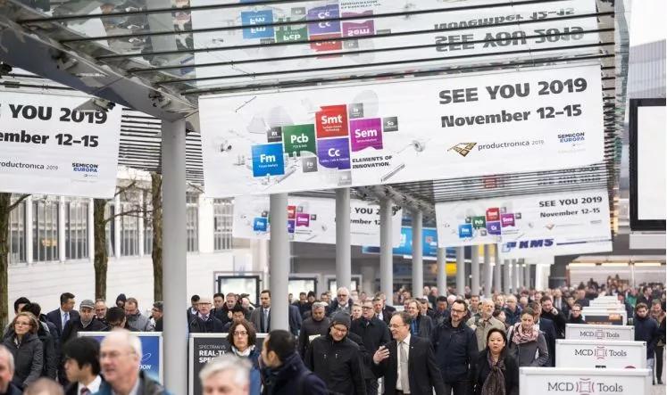 【productronica 2019】相约 11 月慕尼黑,重塑电子生产价值链!