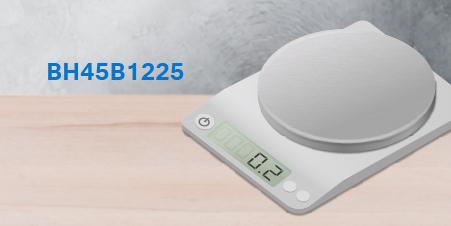 HOLTEK 新推出 BH45B1225 24-Bit A/D IC