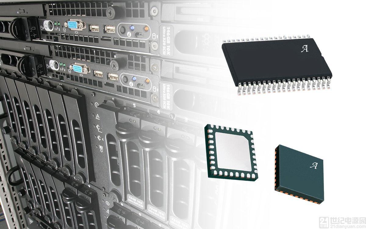 Allegro 新型綠色 BLDC 風扇驅動器可降低數據中心能耗并提高安全性