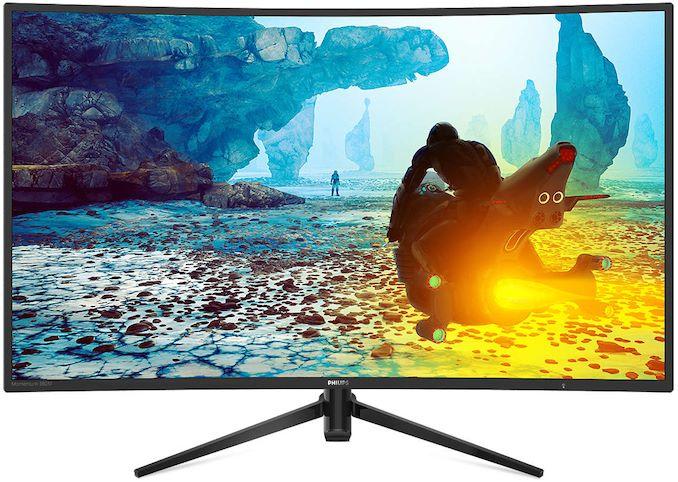 飞利浦发布 Momentum 392M7C 入门级 38.5 英寸曲屏游戏显示器