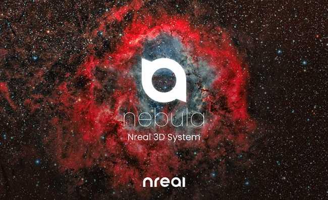 """Nreal 发布 3D 系统 """"星云"""",支持全部安卓应用"""