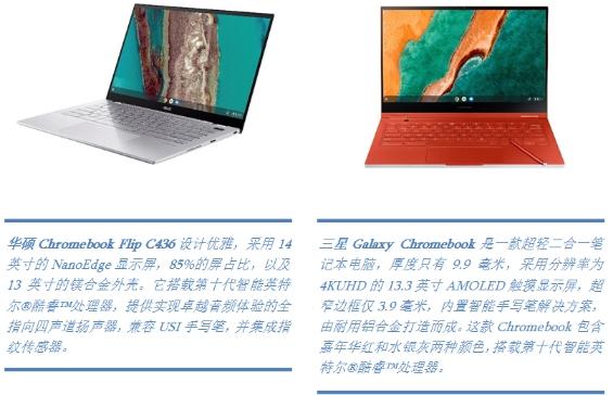 英特尔雅典娜创新计划扩大规模,推出第一波 Chromebooks 笔记本电脑