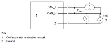 """解讀 CANDT 測試項 """"總線輸入電壓限值測試"""""""