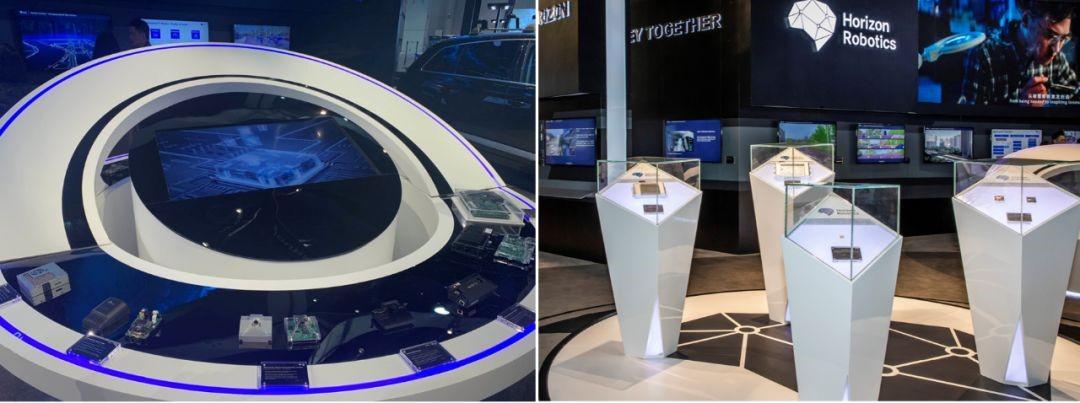 地平线四度亮相 CES,车规级 AI 芯片征程二代引爆多项量产合作