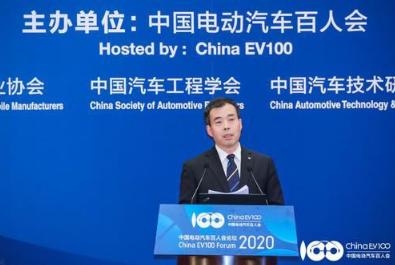 北汽集团总经理张夕勇:以动力电池等创新技术引导市场发展