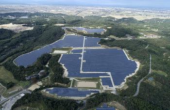 天合光能日本 28 兆瓦超高压光伏电站并网,可满足 6500 个家庭用电