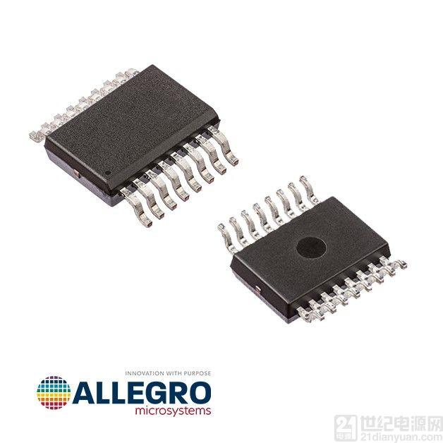 Allegro 推出定制 SOIC16W 封装,非常适合功率密集型混合动力/电动汽车和太阳能等应用