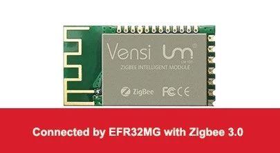 威士丹利以 EFR32MG 实现 Zigbee 3.0 开关模块