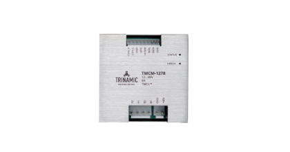 Trinamic 推出大功率步進電機的可擴展解決方案
