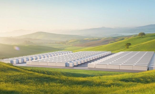 特斯拉将联手 PG&E 在美蒙特瑞县建造全球最大电池发电厂