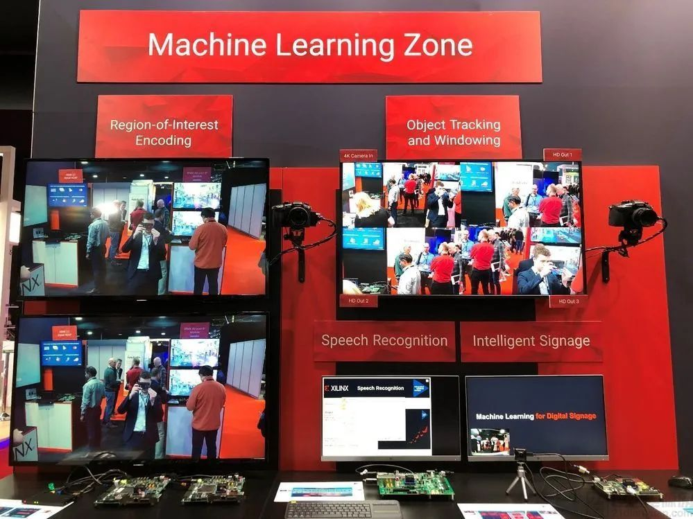 教机器看什么不如教机器怎么看,Xilinx AI 方案闪耀 ISE2020