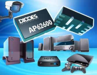 Diodes 公司推出適用負載點應用的 18V、6A 同步降壓轉換器