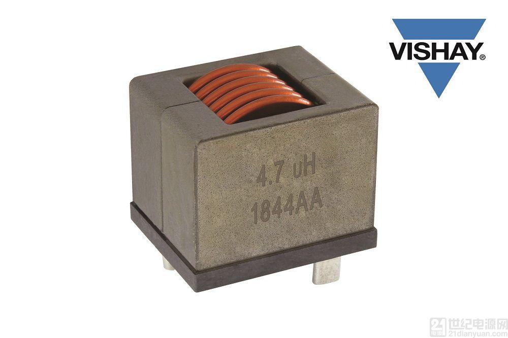 Vishay 推出的新款汽車級 IHDM 電感器具有出色的感值及飽和穩定性