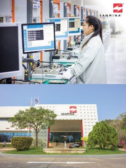 Sanmina 扩大泰国设施 增加定制微电子和光学组件功能